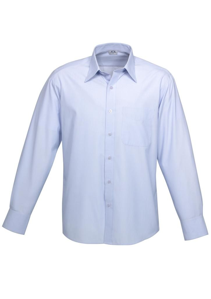 Mens long sleeve ambassador shirts online clothing direct au for Long sleeve business shirts