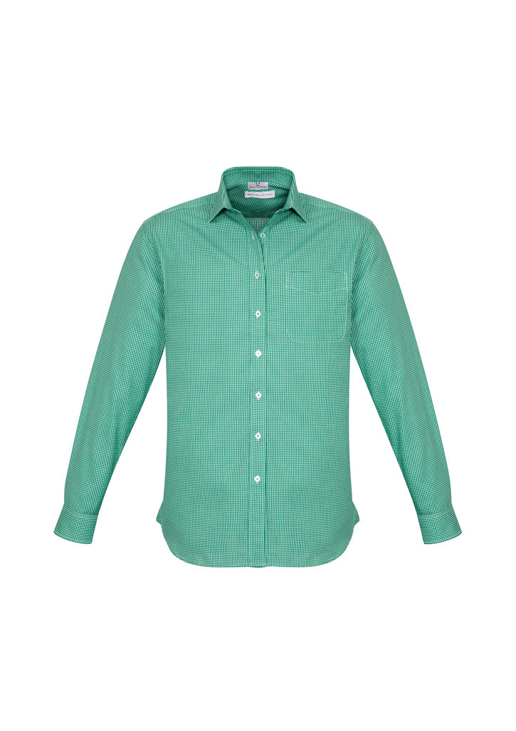 Biz collection s716ml mens ellison long sleeve shirt for Corporate shirts for men