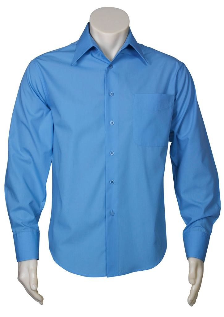 Buy mens long sleeve metro shirts online clothing direct au for Buy mens dress shirts online
