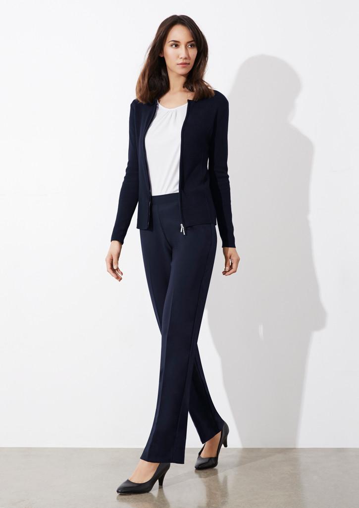 Ladies harmony pants browse clothing direct au for Spa uniform nz